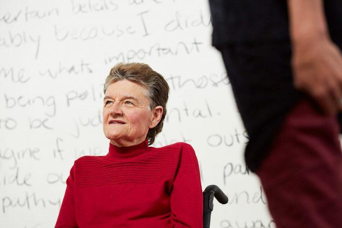 DADAA | board members | former DADAA board chair Helen Errington