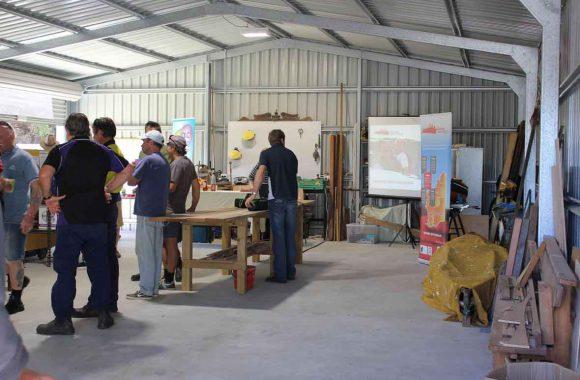 Workshop image: Community Shed