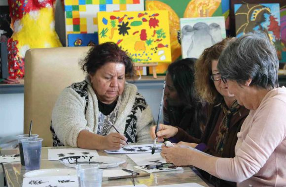 Workshop image: Aboriginal Arts Workshops