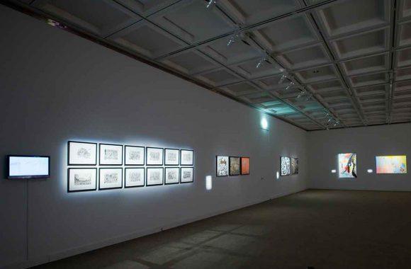 Workshop image: Print-making Workshops