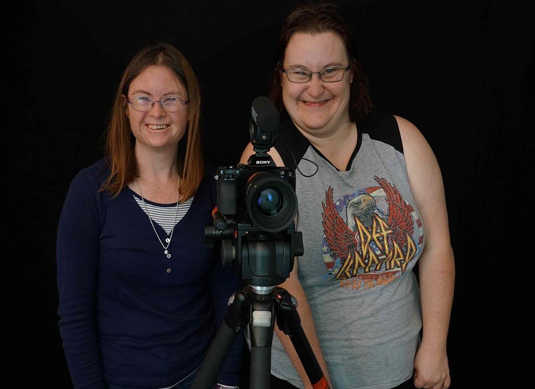 DADAA | Two women film-makers