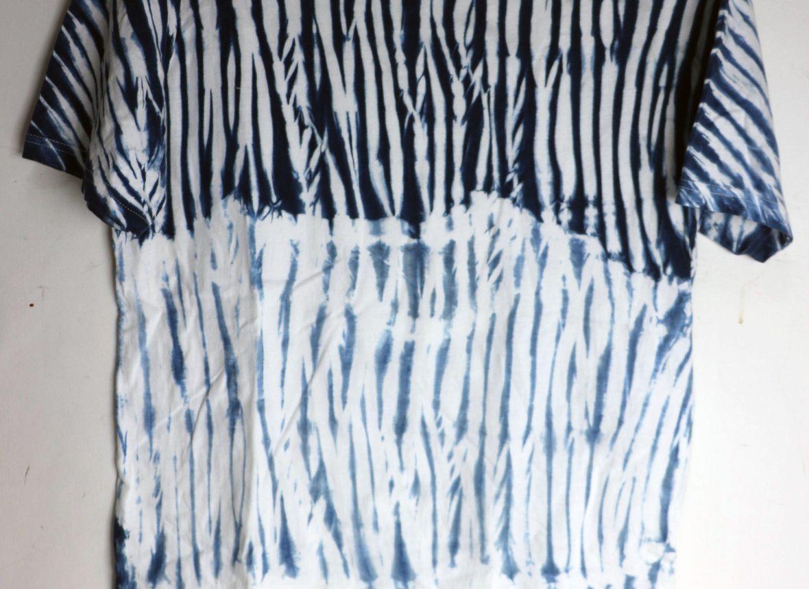 DADAA | shibori-dyed t-shirt
