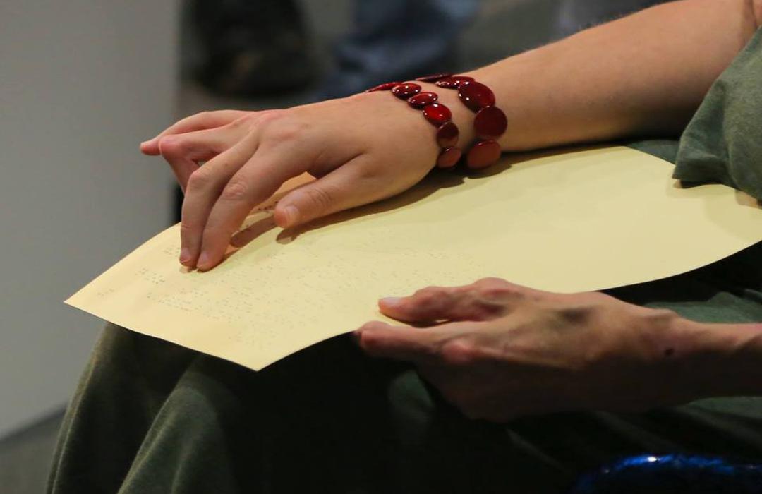 DADAA | Reading braille