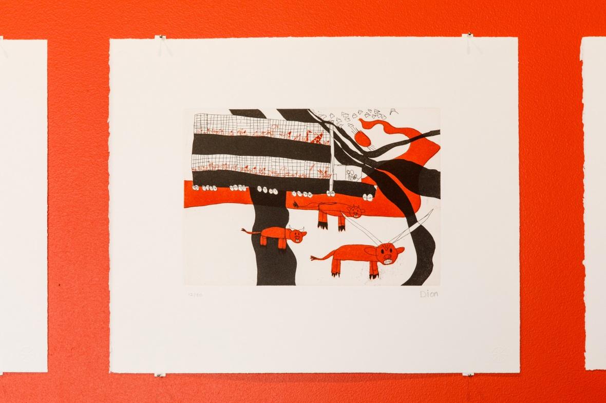 Cheeky Dogs - Dion Beasley 03