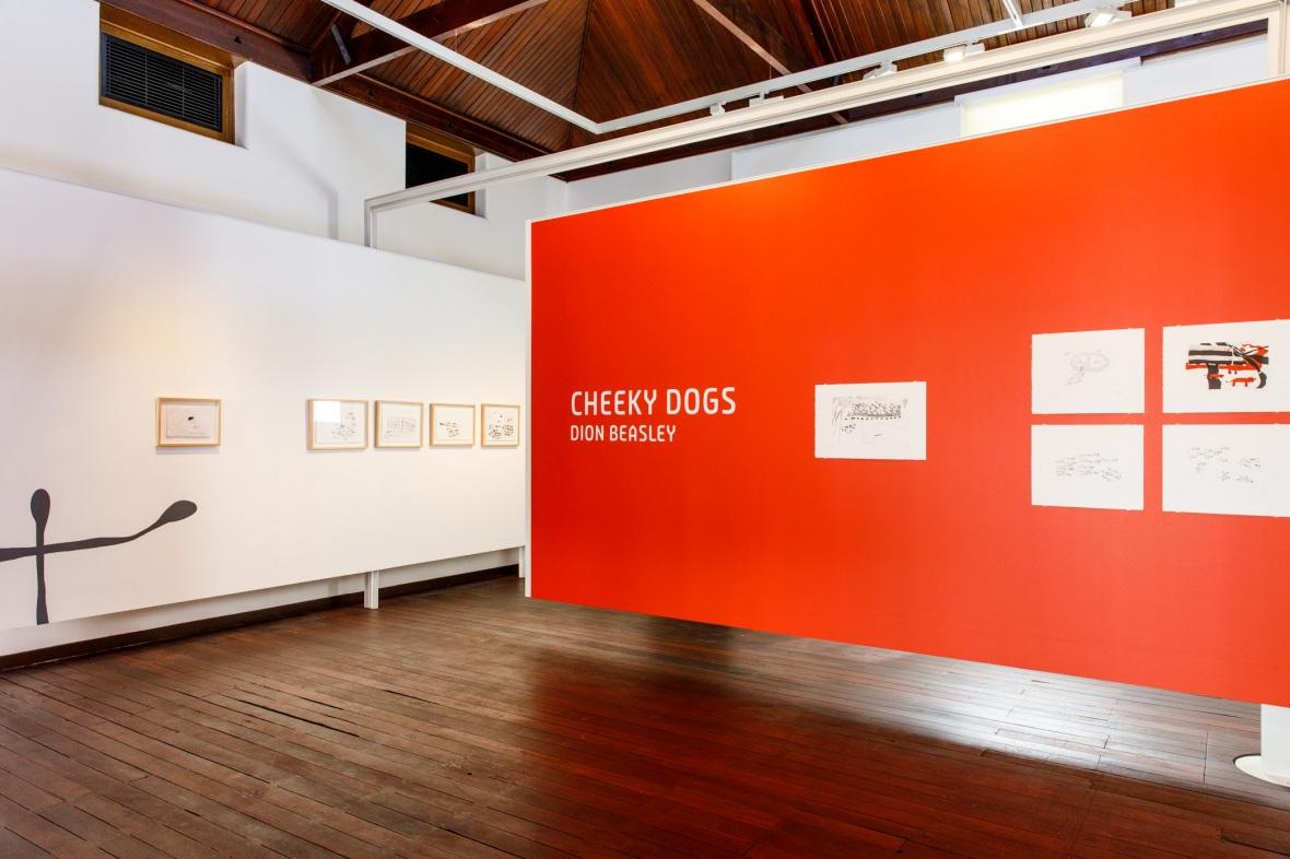 Cheeky Dogs - Dion Beasley 04