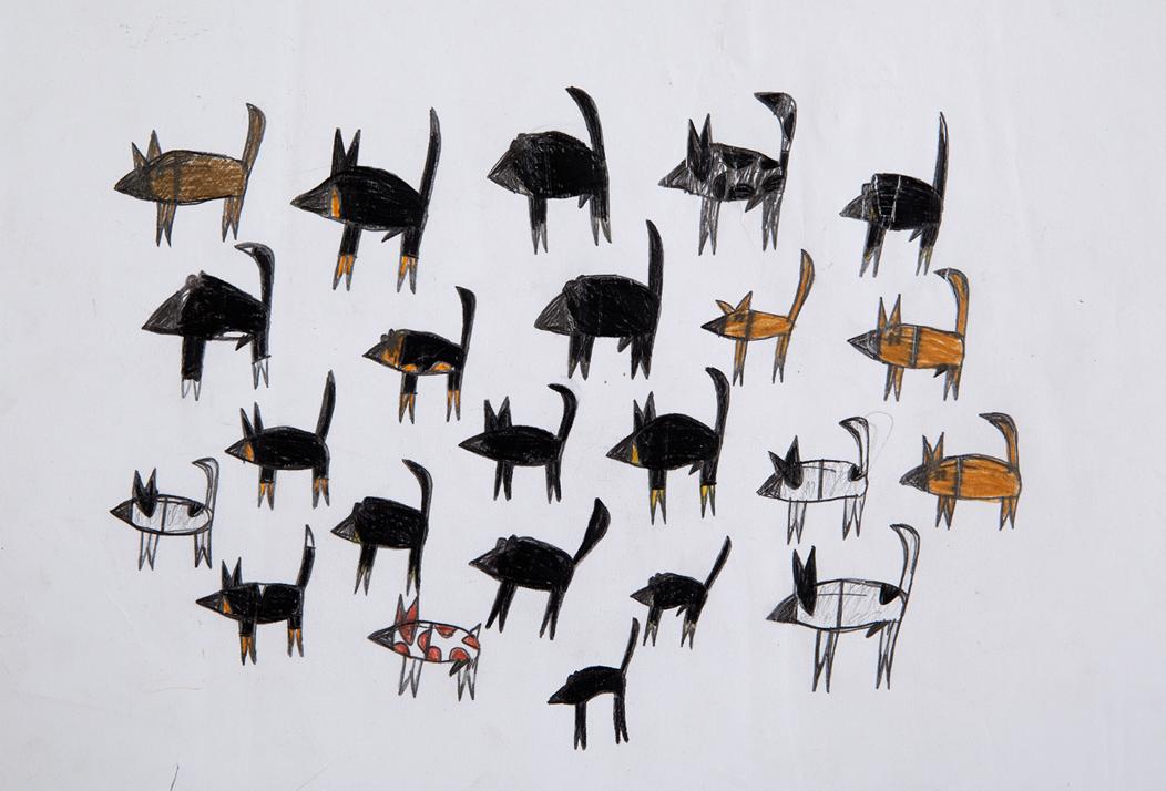Cheeky Dogs artwork