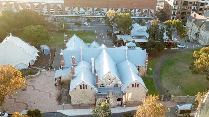 DADAA | Old Fremantle Boys' School