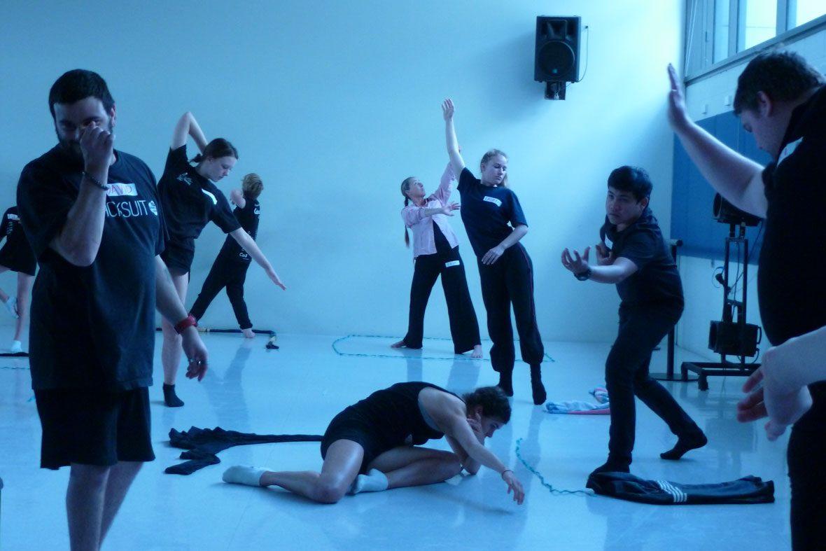 DADAA | dancers